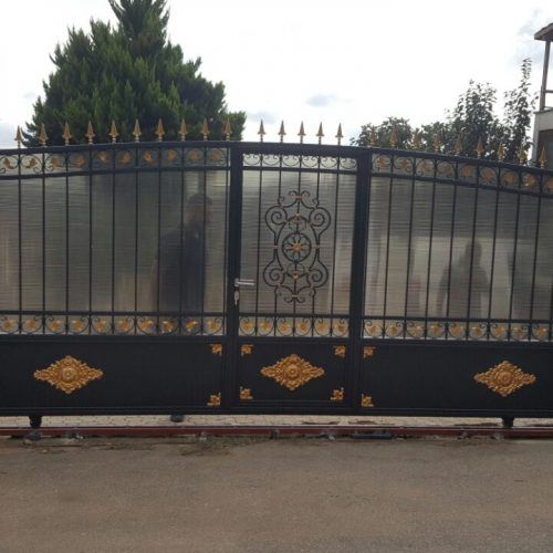 Ferforje Kapı