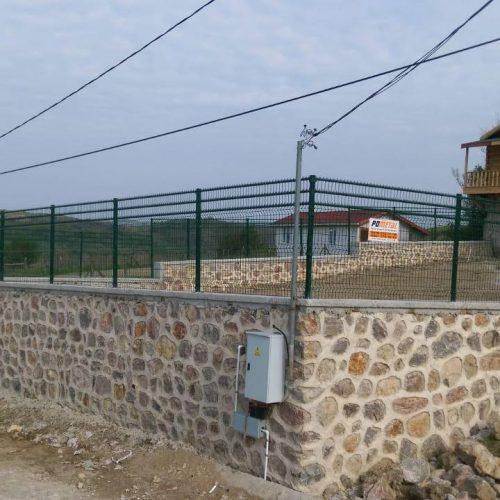 Ağva Pirana Panel Çit Uygulaması