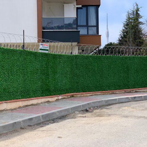 Ataşehir Benna Park Sitesi Çimenli Çimçit İmalatı ve Uygulaması